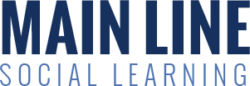 Main Line Social Learning Logo